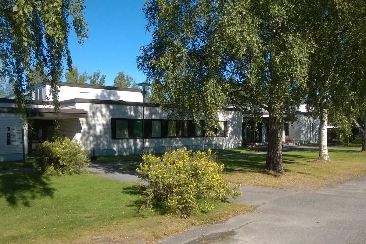 Seurakuntakeskus